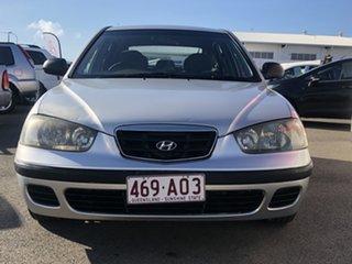 2007 Hyundai Elantra HD SX Silver 4 Speed Automatic Sedan