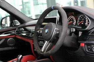 2018 BMW X5 M F85 Steptronic Black 8 Speed Sports Automatic Wagon.