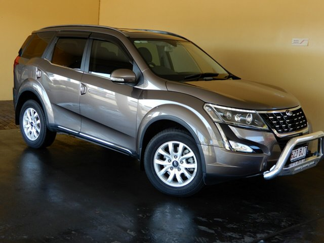 Used Mahindra XUV500 W10 (FWD) Toowoomba, 2019 Mahindra XUV500 W10 (FWD) Brown 6 Speed Automatic Wagon