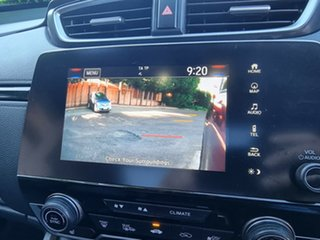 2018 Honda CR-V RW MY19 VTi-LX 4WD Passion Red 1 Speed Constant Variable Wagon