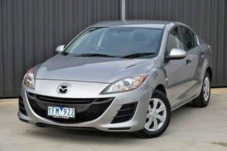 2010 Mazda 3 BL10F1 Neo Activematic 5 Speed Sports Automatic Sedan.