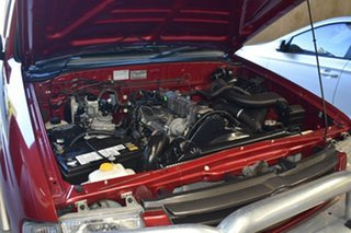 2004 Mazda B2500 Bravo SDX (4x4) Maroon 5 Speed Manual Dual Cab Pick-up