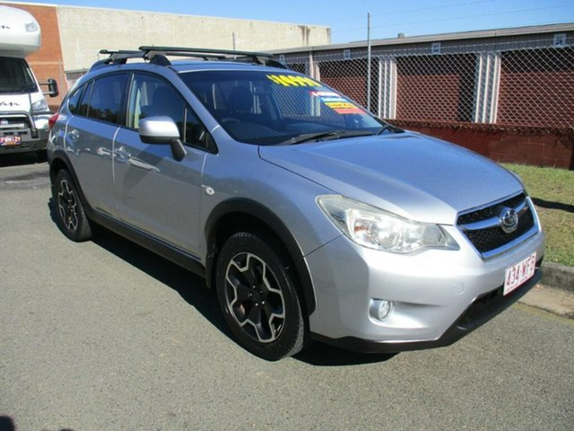 Used Subaru XV G4X MY12 2.0i-L Lineartronic AWD Kippa-Ring, 2012 Subaru XV G4X MY12 2.0i-L Lineartronic AWD Silver 6 Speed Constant Variable Wagon