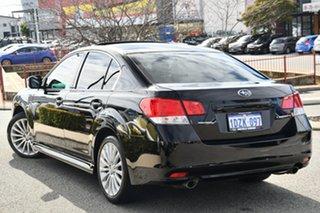 2012 Subaru Liberty B5 MY12 GT AWD Premium Crystal Black 5 Speed Sports Automatic Sedan.