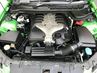 2007 Holden Ute VE SV6 Green 5 Speed Sports Automatic Utility