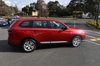 2021 Mitsubishi Outlander ZL MY21 ES AWD Red Diamond 6 Speed Constant Variable Wagon