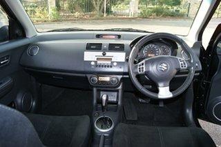 2009 Suzuki Swift EZ MY07 Update RE.4 Black 4 Speed Automatic Hatchback