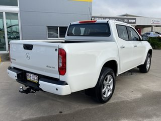 2017 Mercedes-Benz X-Class 470 X250d 4MATIC Pure White/130418 7 Speed Sports Automatic Utility.