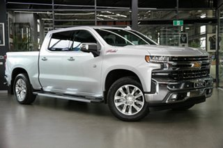 2019 Holden Colorado RG MY19 Z71 Pickup Crew Cab White 6 Speed Sports Automatic Utility