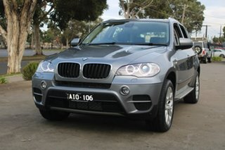 2013 BMW X5 E70 MY12 Upgrade xDrive30d Grey 8 Speed Automatic Sequential Wagon