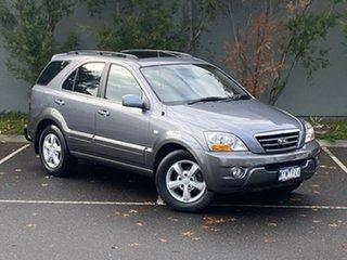 2009 Kia Sorento BL MY08 EX-L Silver 5 Speed Sports Automatic Wagon.
