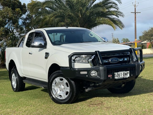 Used Ford Ranger PX MkII 2018.00MY XLT Super Cab Cheltenham, 2018 Ford Ranger PX MkII 2018.00MY XLT Super Cab 6 Speed Sports Automatic Utility