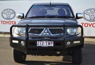 2014 Mitsubishi Triton MN MY15 GLX-R (4x4) 5 Speed Manual 4x4 Double Cab Utility.