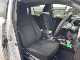 2017 Toyota RAV4 GX White Sports Automatic Wagon