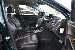 2014 Holden Cruze JH Series II MY14 SRi Z Series Regal Peacock 6 Speed Sports Automatic Sedan.