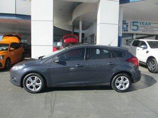 2014 Ford Focus LW MK2 MY14 Trend Grey 6 Speed Automatic Hatchback.
