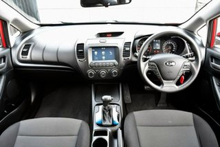 2016 Kia Cerato YD MY16 S Red 6 Speed Sports Automatic Hatchback.