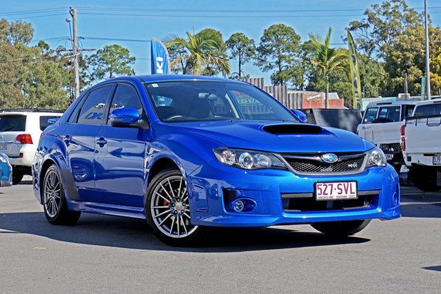 Used Subaru Impreza G3 MY11 WRX AWD Chandler, 2011 Subaru Impreza G3 MY11 WRX AWD Blue 5 Speed Manual Sedan