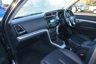 2019 Great Wall Steed NBP (4x4) Black 6 Speed Manual Dual Cab Utility