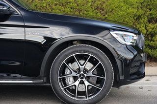 2020 Mercedes-Benz GLC-Class X253 800+050MY GLC43 AMG SPEEDSHIFT TCT 4MATIC Obsidian Black 9 Speed
