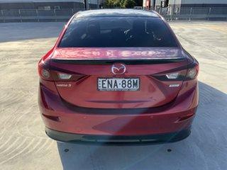 2015 Mazda 3 BM5236 SP25 SKYACTIV-MT Red 6 Speed Manual Sedan
