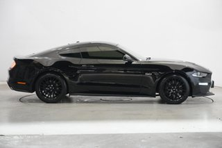 2018 Ford Mustang FN 2019MY GT Black 10 Speed Sports Automatic Fastback