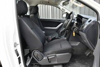 2018 Mazda BT-50 UR0YE1 XT 4x2 Hi-Rider White 6 Speed Sports Automatic Cab Chassis