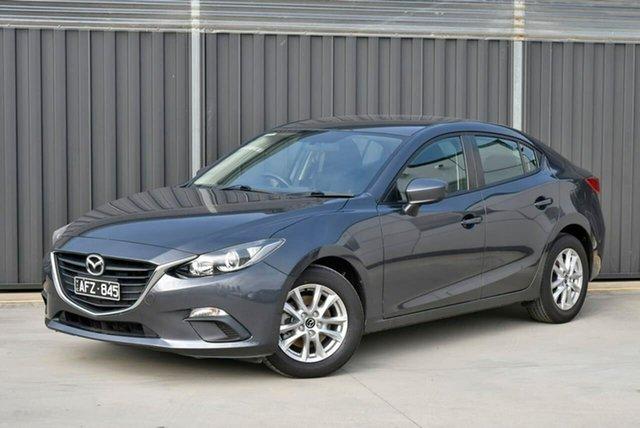 Used Mazda 3 BM5278 Neo SKYACTIV-Drive Pakenham, 2015 Mazda 3 BM5278 Neo SKYACTIV-Drive Grey 6 Speed Sports Automatic Sedan