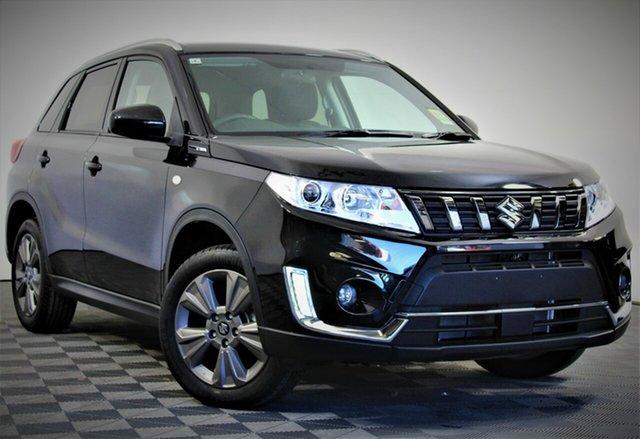 New Suzuki Vitara LY Series II 2WD Wayville, 2020 Suzuki Vitara LY Series II 2WD Cosmic Black 6 Speed Sports Automatic Wagon