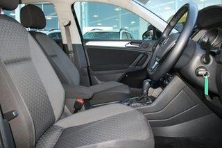 2016 Volkswagen Tiguan 5N MY17 132TSI DSG 4MOTION Comfortline Black 7 Speed
