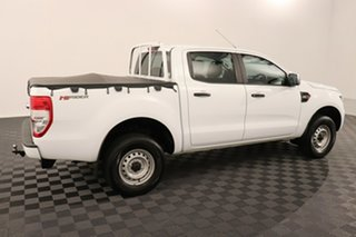 2017 Ford Ranger PX MkII XL Hi-Rider Cool White 6 speed Automatic Utility