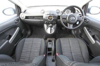 2008 Mazda 2 DE10Y1 Neo Blue 4 Speed Automatic Hatchback