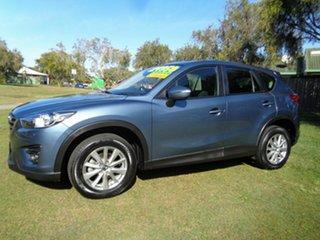 2016 Mazda CX-5 KE1072 Maxx SKYACTIV-Drive Sport Blue 6 Speed Sports Automatic Wagon