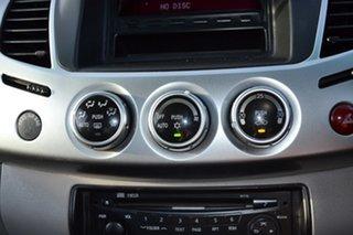 2014 Mitsubishi Triton MN MY15 GLX-R (4x4) 5 Speed Manual 4x4 Double Cab Utility