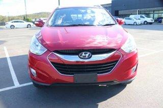 2010 Hyundai ix35 LM MY11 Elite AWD Garnet Red 6 Speed Sports Automatic Wagon.
