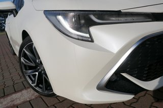 2019 Toyota Corolla Mzea12R ZR Pearl White 10 Speed Constant Variable Hatchback.