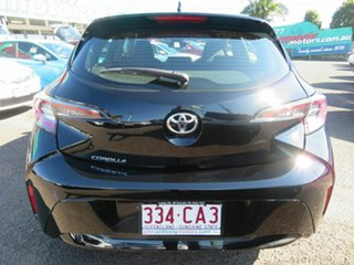 2018 Toyota Corolla Mzea12R Ascent Sport Black 10 Speed Constant Variable Hatchback
