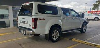 2018 Isuzu D-MAX MY18 LS-U Crew Cab Splash White 6 Speed Sports Automatic Utility