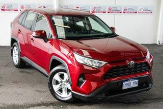 2020 Toyota RAV4 Mxaa52R GX (2WD) Atomic Rush Automatic Wagon.
