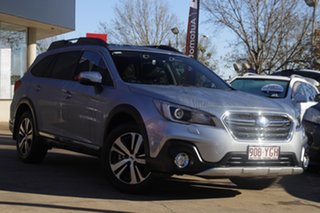 2018 Subaru Outback B6A MY18 3.6R CVT AWD Silver 6 Speed Constant Variable Wagon.