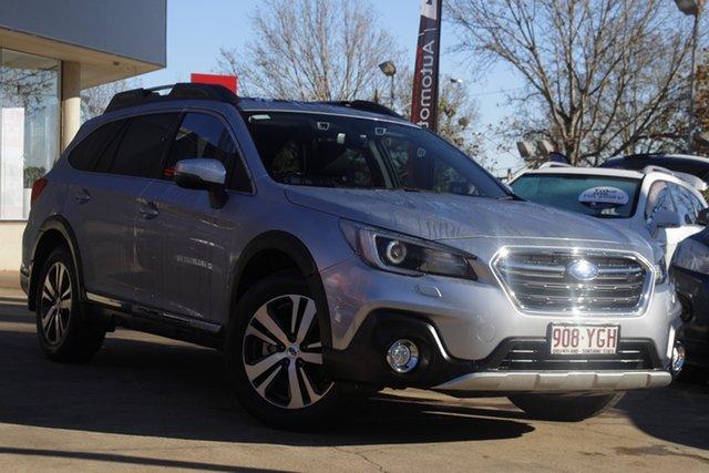 Used Subaru Outback B6A MY18 3.6R CVT AWD Toowoomba, 2018 Subaru Outback B6A MY18 3.6R CVT AWD Silver 6 Speed Constant Variable Wagon