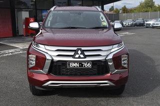2021 Mitsubishi Pajero Sport QF MY21 Exceed Terra Rossa 8 Speed Sports Automatic Wagon.