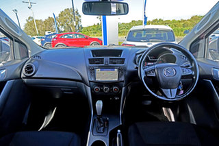 2016 Mazda BT-50 MY16 XTR Hi-Rider (4x2) White 6 Speed Automatic Dual Cab Utility