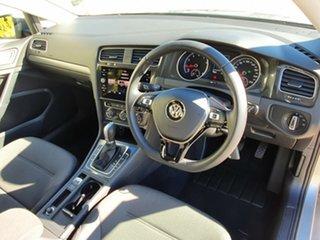 2017 Volkswagen Golf 7.5 MY18 110TSI DSG Comfortline Tungsten Silver 7 Speed