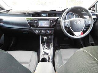 2015 Toyota Corolla ZRE172R Ascent S-CVT Blue 7 Speed Constant Variable Sedan