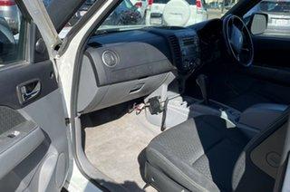 2010 Ford Ranger PK XLT Crew Cab White 5 Speed Automatic Utility