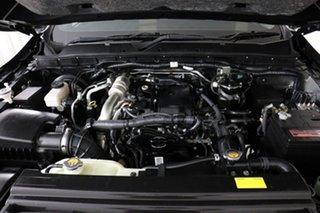 2017 Nissan Navara D23 Series II ST (4x4) Black 6 Speed Manual Dual Cab Utility