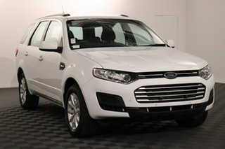 2016 Ford Territory SZ MkII TX Seq Sport Shift AWD Winter White 6 speed Automatic Wagon.