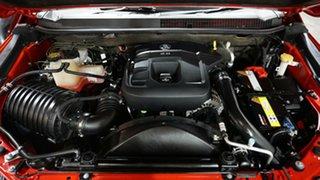 2016 Holden Colorado RG MY17 LTZ Pickup Crew Cab Red 6 Speed Manual Utility