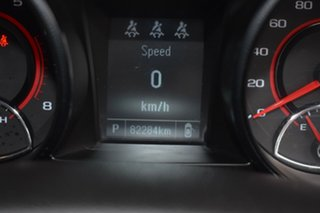 2015 Holden Commodore VF MY15 SV6 Storm Regal Peacock Green 6 Speed Sports Automatic Sedan
